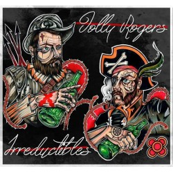 "CD Irreductibles y Jolly Rogers - ""Ojos en un mundo ciego"""